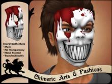 Sharptooth Halloween Mask