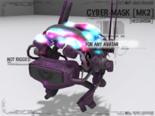 <Nerox> Cyber-mask [mk2][hedonism]