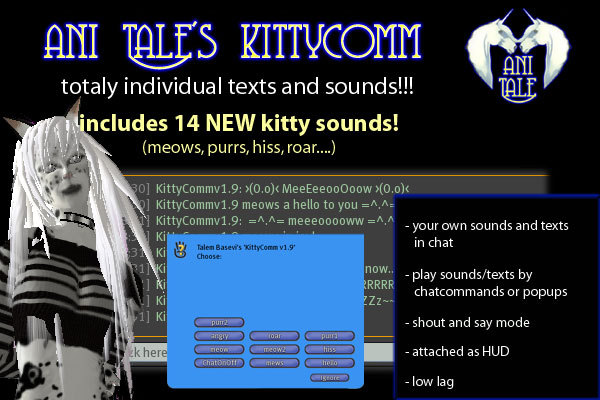 KittyComm v2.0 (BOX)