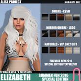 Alice Project - Elizabeth - SE Mirror Ombre