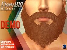 ZK - DamBill Beard [DEMO]