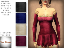 The Muses . Tarot . Fitmesh and Omega Appliers