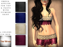 The Muses . Minuet . Fitmesh and Omega Appliers