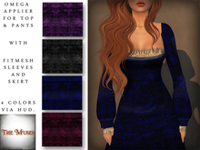 The Muses . Archaic . Fitmesh and Omega Appliers