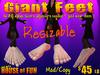 House of Fun: Giant Feet
