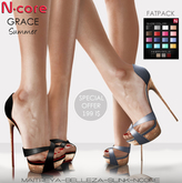 """N-core GRACE Summer """"Fatpack"""" (Special Offer)"""