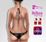 TSB ::: Tattoo fairy petals
