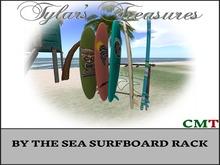 .:TT:.  BY THE SEA SURFBOARD RACK  BOX