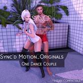Sync'd Motion__Originals - One Dance Couple Pack