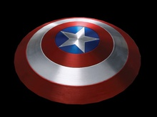 --HQ-> Captain America's shield