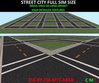 City Street FULL SIM REZZER