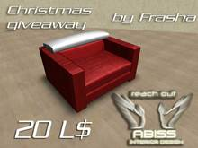 Abiss Interior Christmass Giveaway