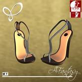 Afantasy HIGH SLINK 'Bailee' Diamonesque High Heels