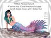 Mermaid tail advert
