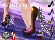 Violetility - Fairy Heels [Day Pack]