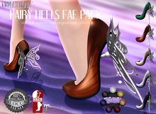 Violetility - Fairy Heels [Fae Pack]