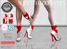 Violetility - Nurse Feelgood Boots