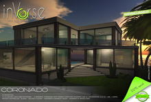 inVerse® MESH - CORONADO_full furnished  contemporary mesh house