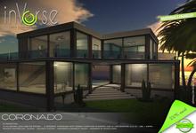 inVerse® MESH - CORONADO_full furnished  contemporary mesh house