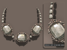 (Kunglers) Aphrodite necklace - Crystal