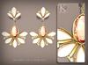 %28kunglers%29 sampaguita earrings  golden rose ad