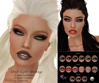 SiNeL:Bad Girl Makeup Catwa Mesh Head
