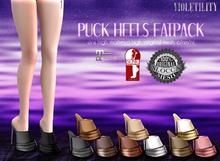 Violetility - Puck Heels