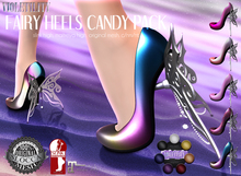 Violetility - Fairy Heels [Candy Pack]