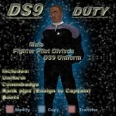 Trek Designs - DS9 Duty Male Pilot Uniform