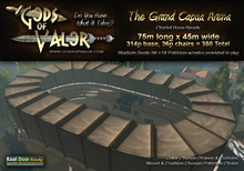 Gods of Valor - Roman | Rome - The Grand Capua Arena
