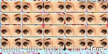 .tsg. Eyebrow Layers