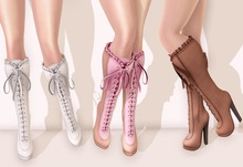 .tsg. Gyaru Knee Boots *FATPACK*