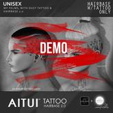 AITUI TATTOO - Hairbase 2.0 - My Palms With Dust *DEMO