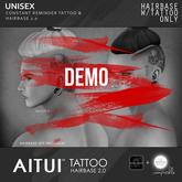 AITUI TATTOO - Hairbase 2.0 - Constant Reminder *DEMO