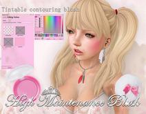 .tsg. High Maintenance Blush *Tintable*