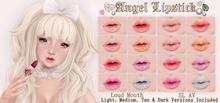 .tsg. Angel Lipstick *FATPACK*