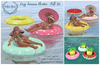 Whatnext lazy summer floaties full set mp