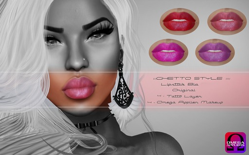 :::GHETTO STYLE ::::   FREE Lipsticks  Bia