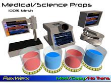 PaxWerx Med-Sci Props