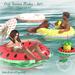 {what next} Lazy Summer Floatie Set 1