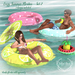 Lazy summer floaties set 2 vendor