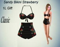 Sandy Bikini Strawberry - Gift Item