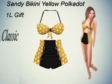 Sandy Bikini Yellow Polkadot - Another Gift