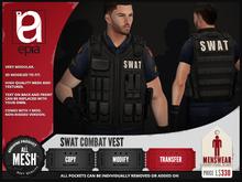 (epia) - SWAT Combat Vest