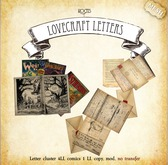 [noctis] Lovecraft letters and comics