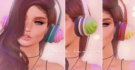 [Black Bantam] Whipped Frosting Headphones 3 Gift Pack
