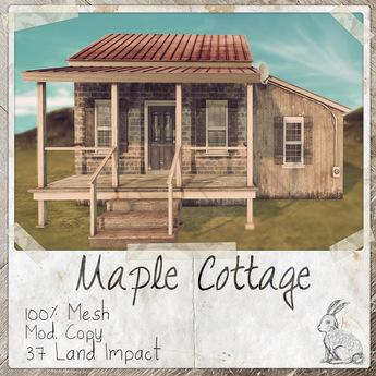 dust bunny . maple cottage