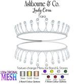 Ashbourne & Co. Lady Cora Tiara