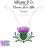 Ashbourne & Co. Cluaran Na h-Alba Pendant