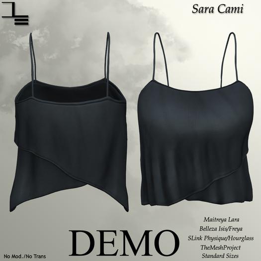 DE Designs - Sara Cami - DEMO
